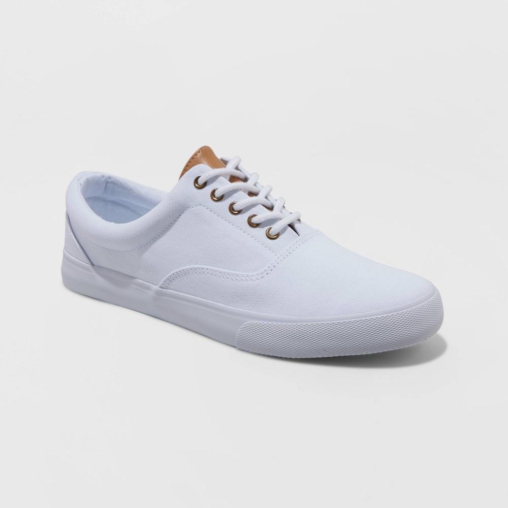 Men 39 S Park Sneakers Goodfellow 38 Co 8482 White 7