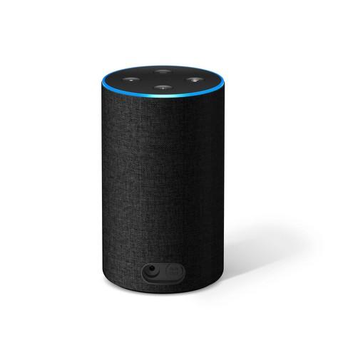 Alexa Bluetooth Speaker >> Amazon Echo 2nd Generation Alexa Enabled Bluetooth Speaker Target