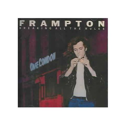 Peter Frampton - Breaking All The Rules (CD) - image 1 of 1