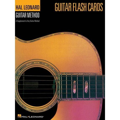 Guitar Flash Cards - (Paperback) - image 1 of 1
