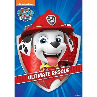PAW Patrol: Ultimate Rescue (DVD)(2021)
