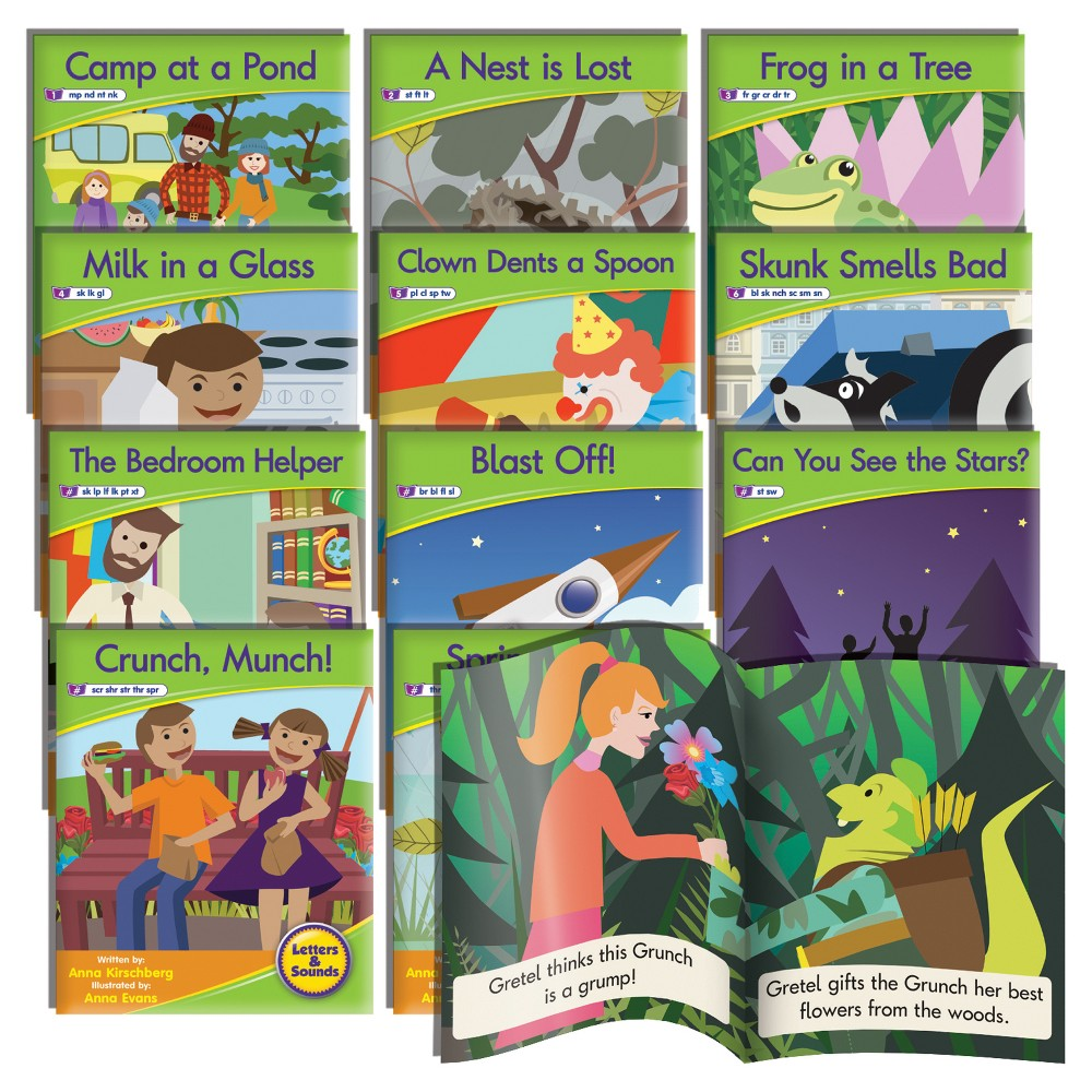 Image of Junior Learning Blend Readers - Fiction Learning Set
