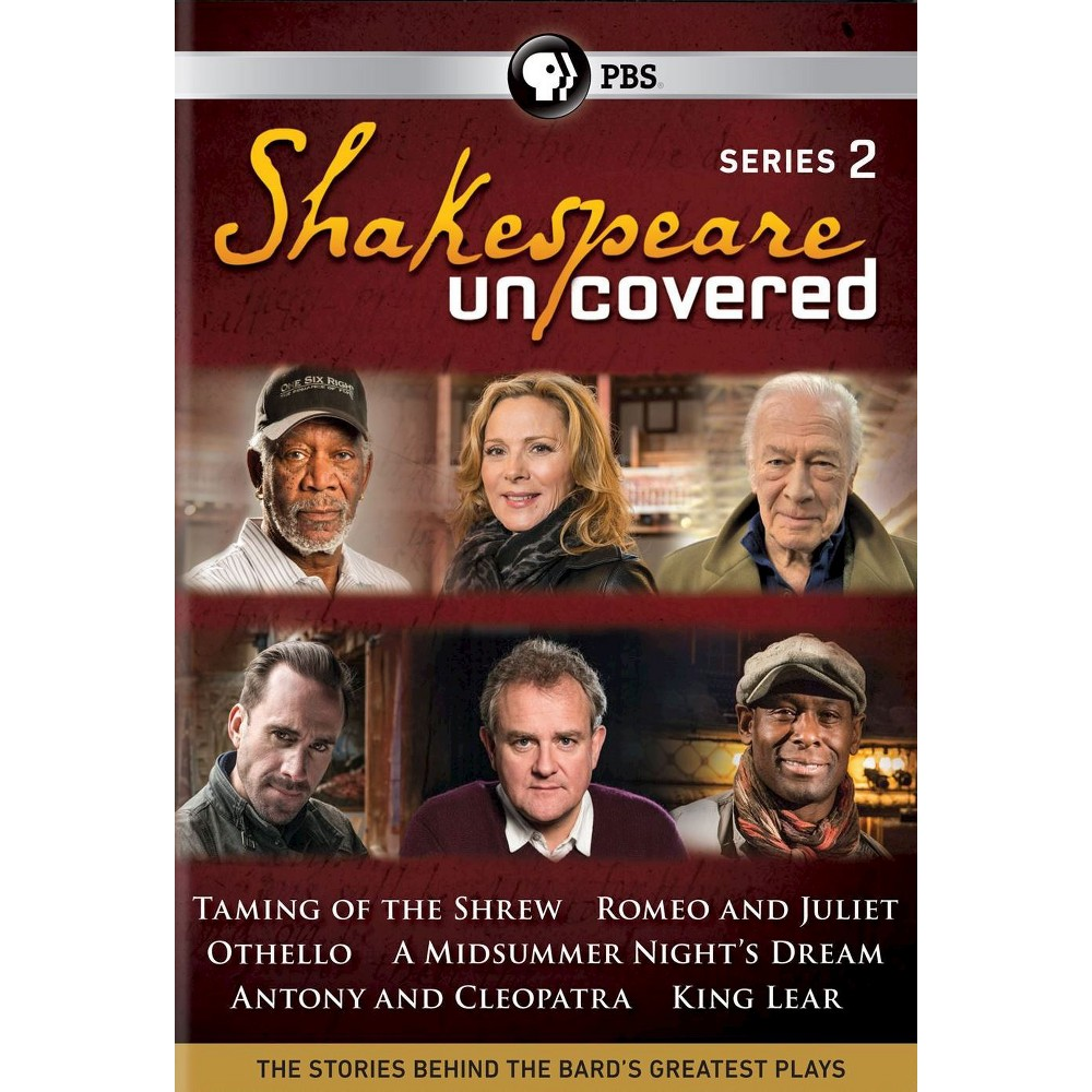 Shakespeare Uncovered Series 2 (Dvd)