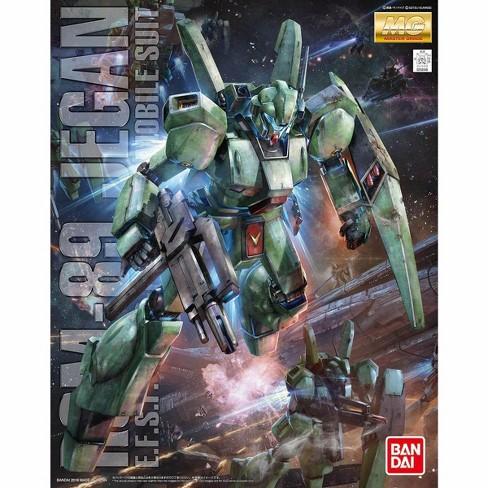 Bandai Hobby Gundam Char S Counterattack Rgm 89 Jegan Mg 1 100 Model Kit Target