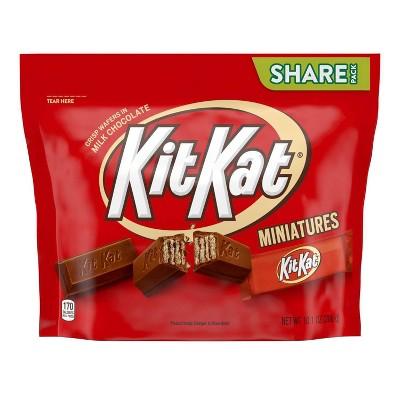 Kit Kat Miniatures - 10.1oz