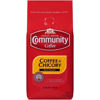 Coffee: Community Coffee