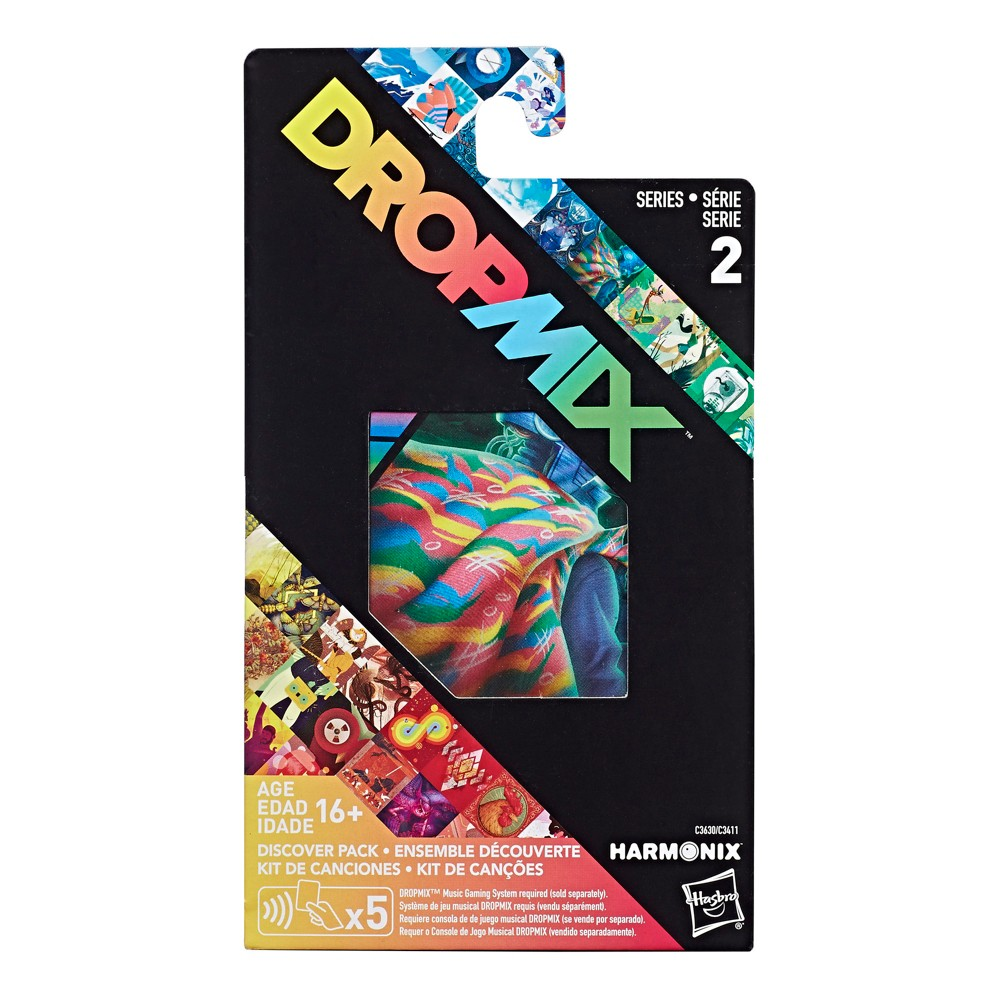 Dropmix Discover Pack Series 2