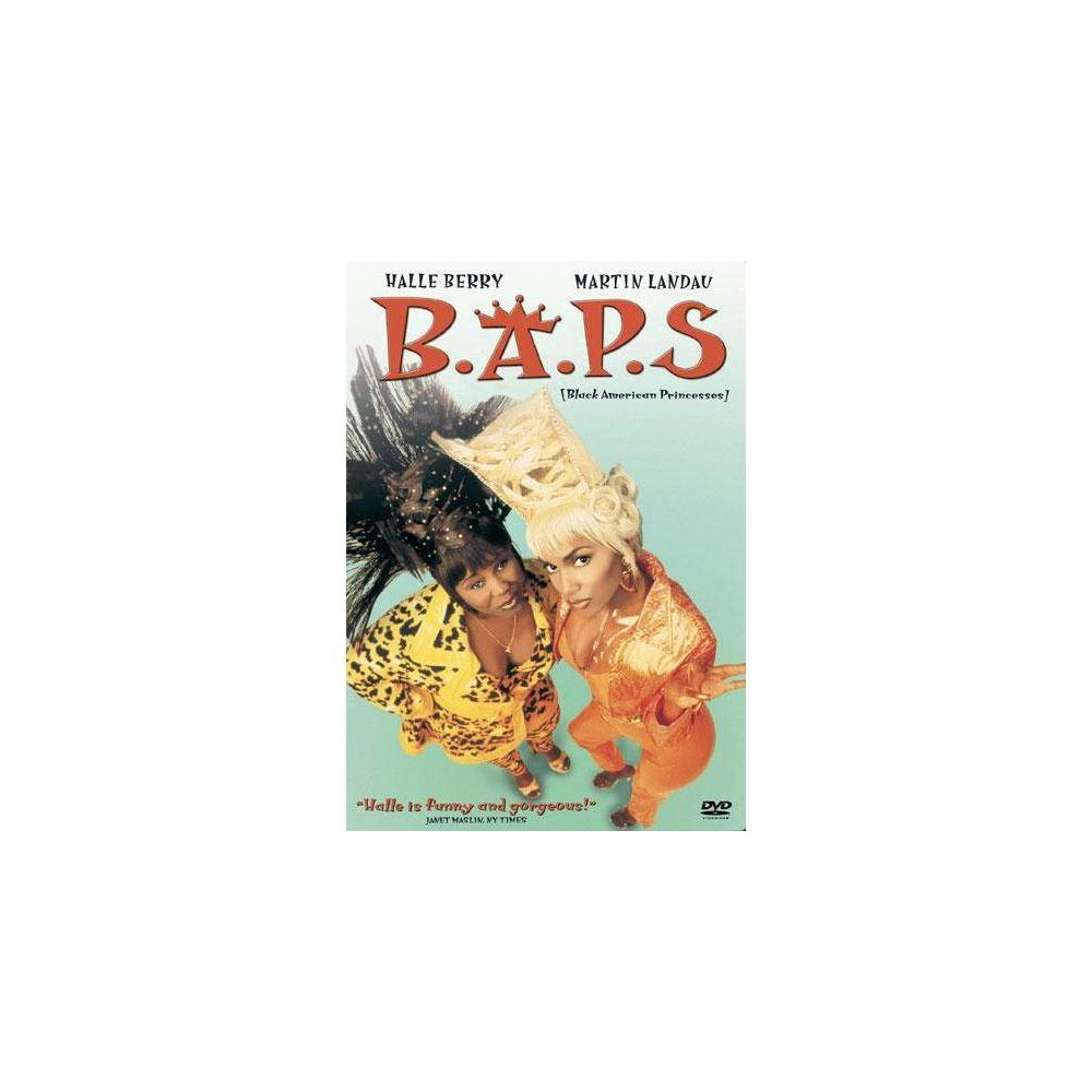 Image of B.A.P.S (Dvd), Movies
