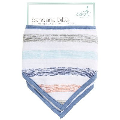 aden by aden + anais Bib Set