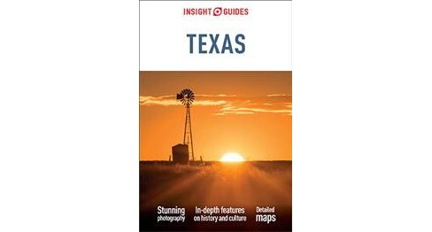 Insight Guides Texas -  (Insight Guides Texas) (Paperback) - image 1 of 1