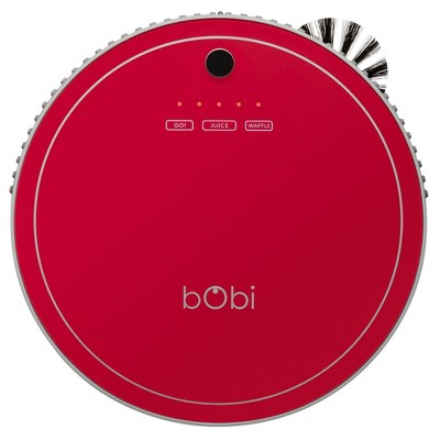 bObi Pet Robot Vacuum Cleaner - Scarlet Red