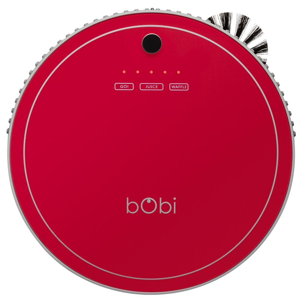 Image of bObi Pet Robotic Vacuum Cleaner - Scarlet Red