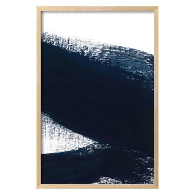 Minimal 3 By Iris Lehnhardt Framed Wall Art Poster Print 21 x31  - Art.com