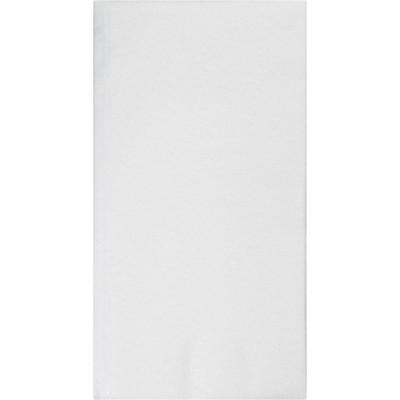 150ct Airlaid Napkins White