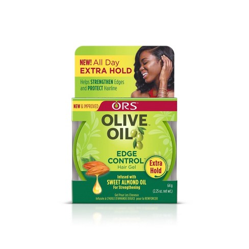 ORS Olive Oil Edge Control Hair Gel - 2.25oz - image 1 of 4