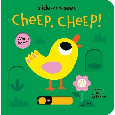 Cheep, Cheep! - by  Isabel Otter (Board Book)