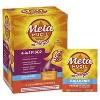 Metamucil Psyllium 4-in-1 Fiber Supplement Sugar Free - Orange - 44ct - image 3 of 4