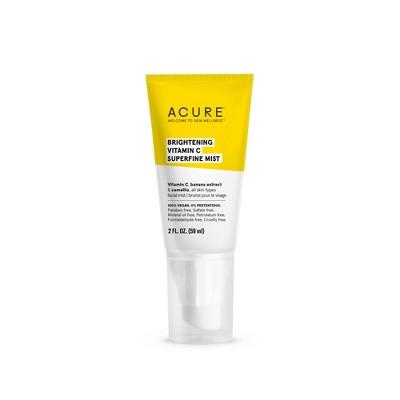 Acure Brightening Vitamin C Superfine Mist - 2 fl oz