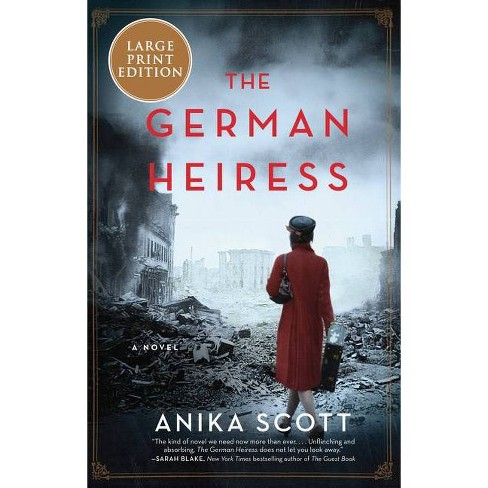 The German Heiress - by  Anika Scott (Paperback) - image 1 of 1