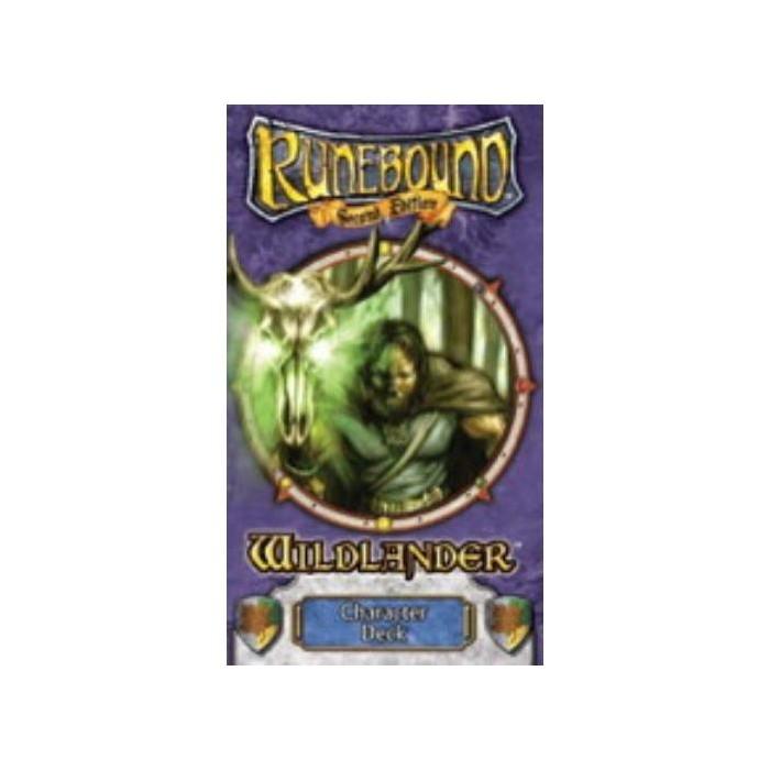 Character Deck - Wildlander Board Game - image 1 of 1