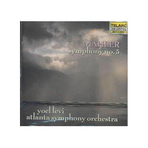 Yoel Levi - Mahler:Sym.5 (CD) - image 1 of 1