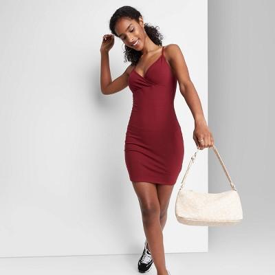 Women's Sleeveless Knit Bodycon Dress - Wild Fable™