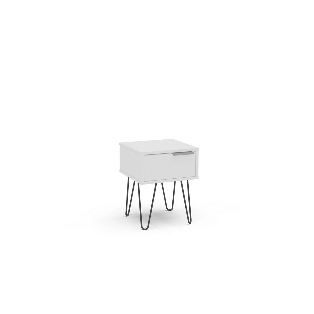 Image of Concord Side Table White - Chique