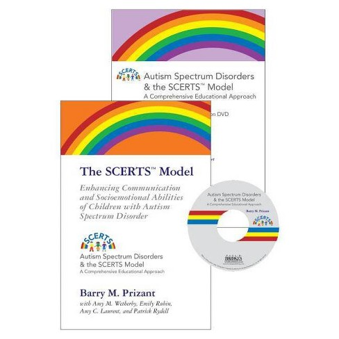 The Scerts Model - (Autism Spectrum Disorders and the Scerts Model) (Paperback) - image 1 of 1