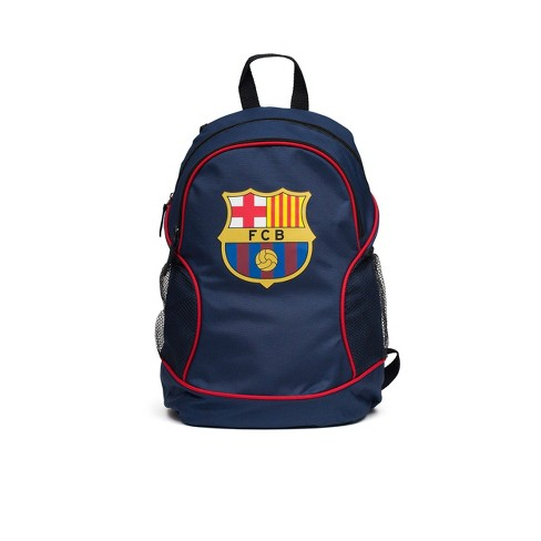 FIFA FC Barcelona Double Zipper Backpack - image 1 of 4