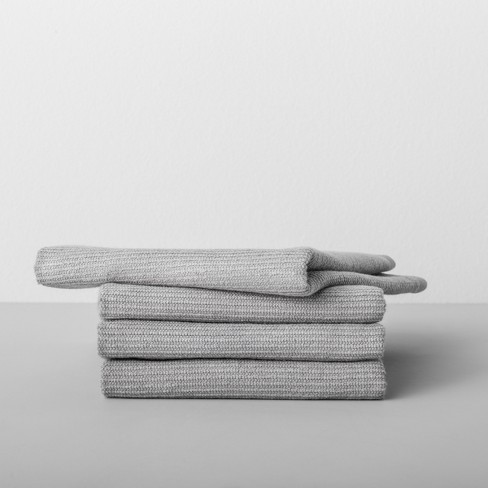 Solid Barmop Towel 4pk - Made By Design™ - image 1 of 3