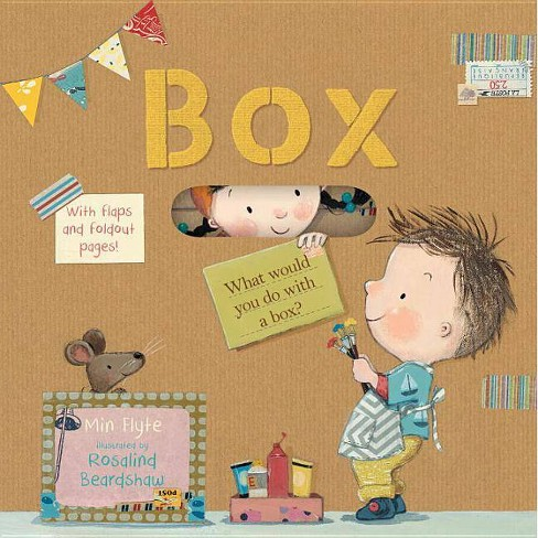 Box - by  Min Flyte (Hardcover) - image 1 of 1