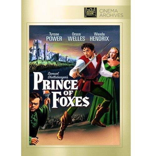 Prince Of Foxes (DVD) - image 1 of 1