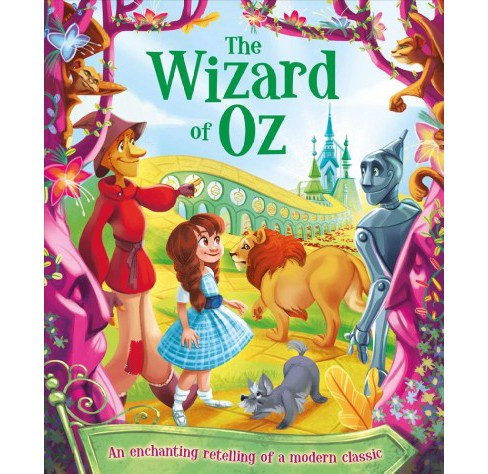 Wizard of Oz (Hardcover) - image 1 of 1
