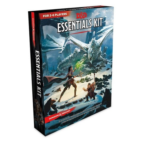 Dungeons & Dragons Essentials Kit Game - image 1 of 3