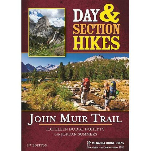 Day and Section Hikes: John Muir Trail - (Day and Overnight Hikes) 2 Edition (Paperback) - image 1 of 1
