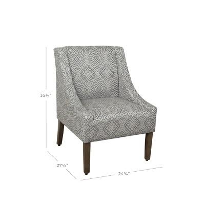 Swoop Arm Chair   HomePop : Target