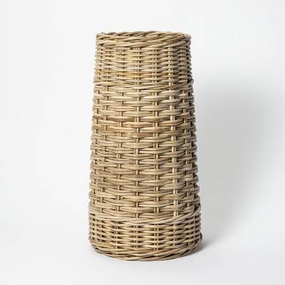"12"" x 24"" Koboo Umbrella Holder Basket Gray - Threshold™ designed with Studio McGee"