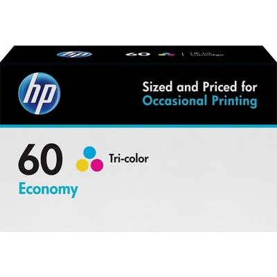HP Inc. HP 60 Tricolor Economy Ink Cartridge (B3B06AN)
