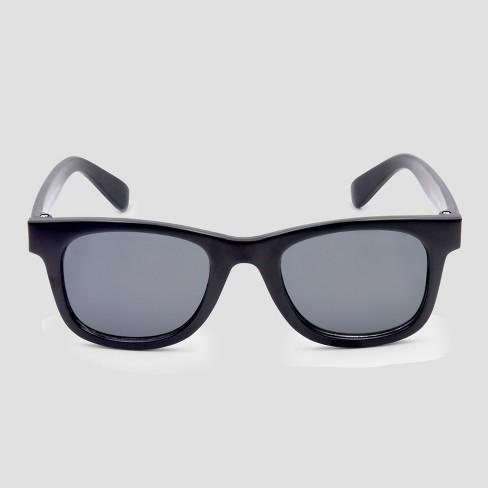 Baby Boys' Wayfarer Sunglasses - Cat & Jack™ Clear One Size - image 1 of 2