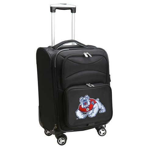 NCAA Fresno State Bulldogs Spinner Carry On Suitcase - image 1 of 4