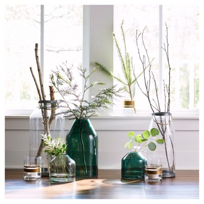 Decorating With Vases And Greenery Collection - Hearth ...