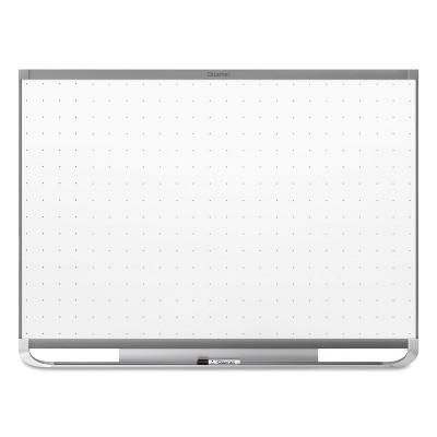 Quartet Prestige 2 Connects Magnetic Total Erase Whiteboard 48 x 36 Graphite Frame TEM544G