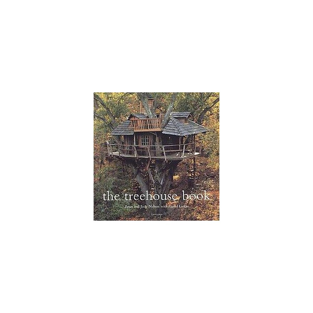 Treehouse Book (Paperback) (Peter Nelson)
