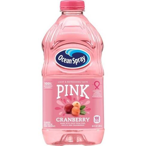Ocean Spray Pink Cranberry Juice - 64 fl oz Bottle - image 1 of 3