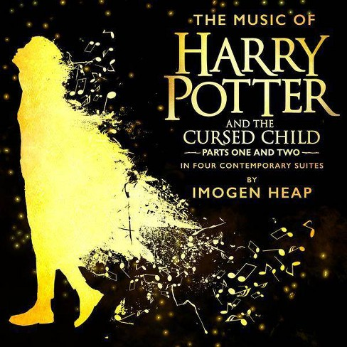 Imogen Heap - Music Of Harry Potter And The Cursed Child: In Four Contemporary Suites (OCR) (CD) - image 1 of 1