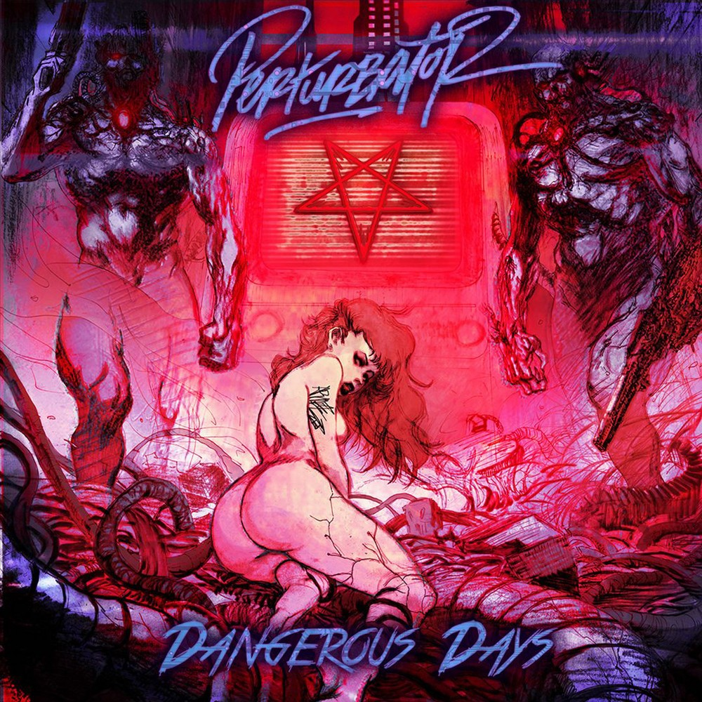 Perturbator - Dangerous Days (Vinyl)