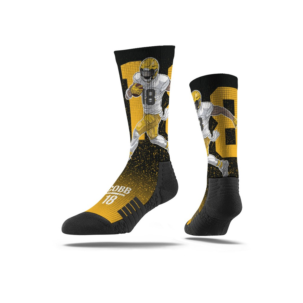 NFL Green Bay Packers Randall Cobb Premium Player Socks - M/L, Men's
