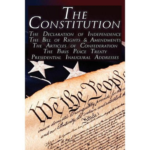The Constitution of the United States of America, the Bill of Rights & All Amendments, the Declaration - image 1 of 1