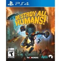 Deals on Destroy All Humans for Playstation 4