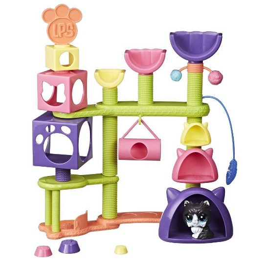 Littlest Pet Shop Cat Hideaway image number null